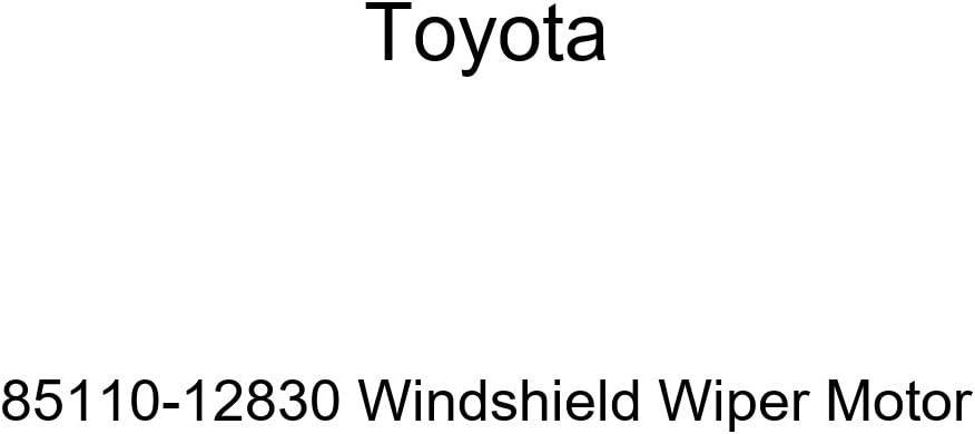 Toyota 85110-12830 Windshield Wiper Motor
