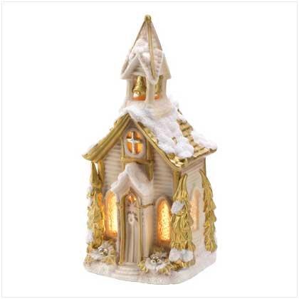 Shimmering Church Lamp ()