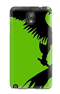 New Style Marc Stanley Isephiroth Funny Humor Abstract Humor Premium Tpu Cover Case For Galaxy Note 3