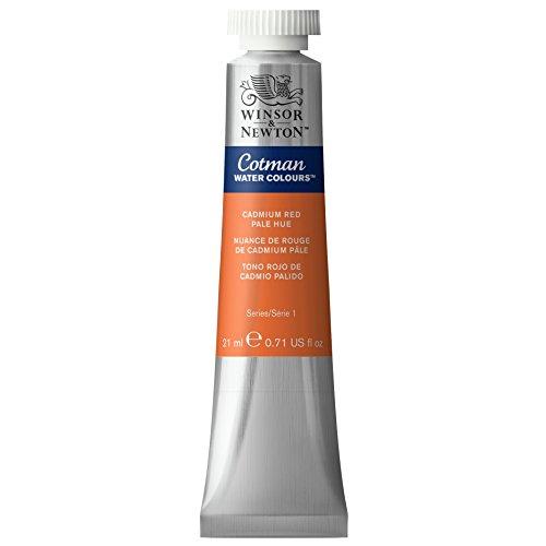 Winsor & Newton Cotman Water Color, 21ml, Cadmium