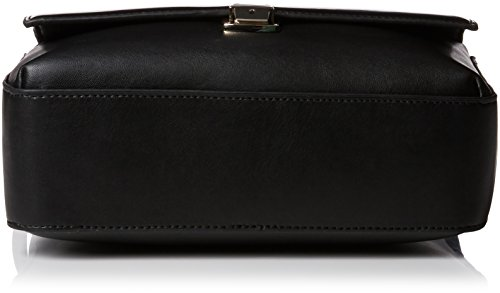 French ConnectionClean Pu Caroli Crossbody - Bolso bandolera mujer Negro - negro