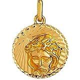 Médaille Or 5,4 gr Christ 18 carats