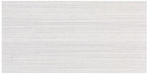 Dal-Tile 1224S1P-P685 Fabrique Tile, 12'' x 24'', Blanc Linen by Daltile