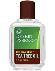 W2B - Desert Essence Eco Harvest Tea Tree Oil - .5 oz