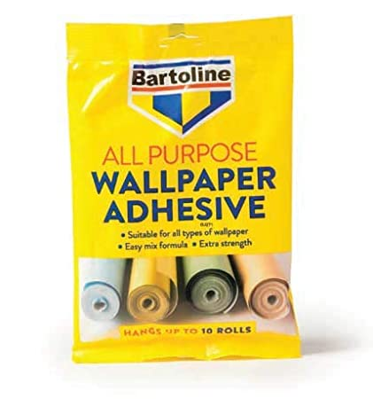 Excel Wallpapers Bartoline All Purpose Adhesive Wallpaper , Yellow