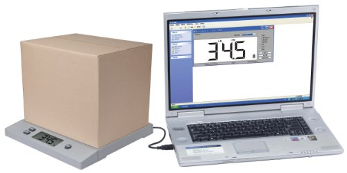 AccuPost PP-70N Postal Scale with USB Port - 70 lb. Load Capacity by AccuPost (Image #1)