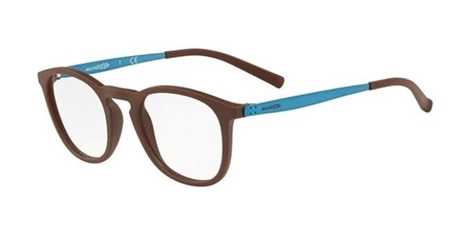 Arnette 0AN7151, Monturas de gafas para Mujer, Matte Dark ...
