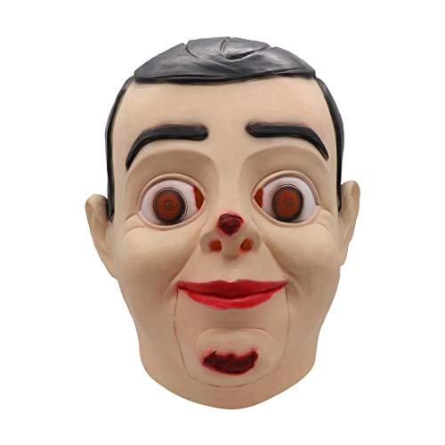 Cafele Goosebumps Slappy The Dummy Vacuform Mask