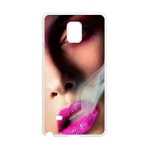 Samsung Galaxy Note 4 Cell Phone Case White girly 176 OJ627159