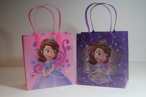 Sofia the First 24pc Goodie Bags Party Favor