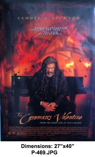 CAVEMAN'S VALENTINE SAMUEL JACKSON 27