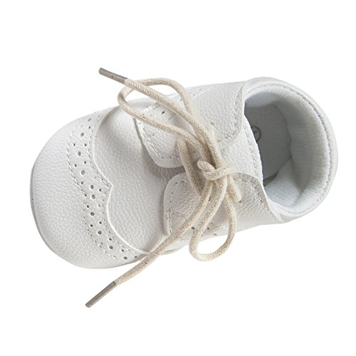 FireFrog Baby Boys Sports Sneakers Prewalker Lace Up Crib Babe Shoes