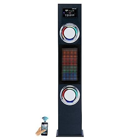 Review Craig Illuminating Bluetooth Tower