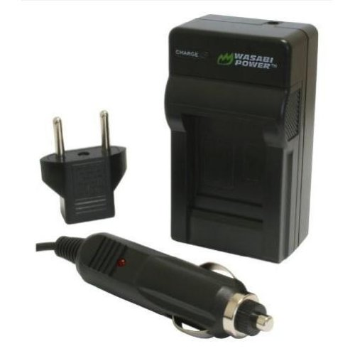 Wasabi Replacement CB-2LW / CBC-NB2 Charger for Canon BP-2L, BP-2LH, BP-2L5, BP-2L12, BP-2L13, BP-2L14, BP-2L24, BP-2L24H, NB-2L, NB-2LH Batteries (Replacement Nb 2l14)