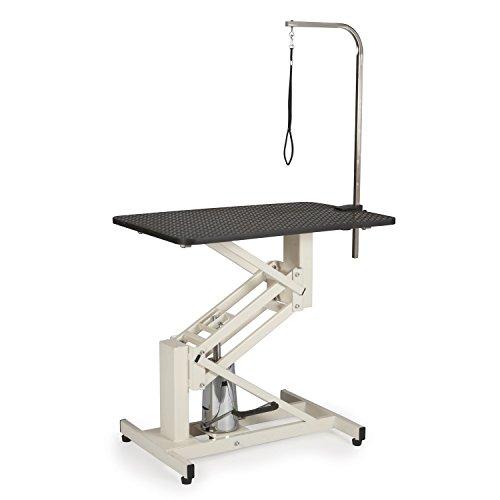 Master Equipment Tp8640 42 95 Z Lift Ii Hydraulic Table