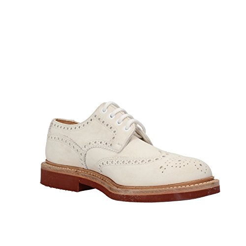 scarpe uomo CHURCHS classiche ghiaccio camoscio AH487