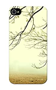 Hot Toibbw-1853-ogpxsmn Swing Set On A Foggy Morning Tpu Case Cover Series Compatible With Iphone 5/5s