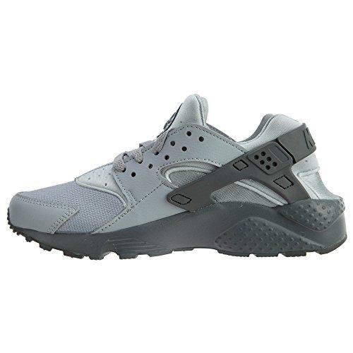Nike Huarache Run (GS) Wolf Grey 654275032, Basket