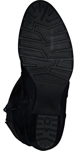 Tamaris 25018 Black 1 29 Ankle Boots Womens 88q7wBPnr