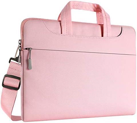 MOSISO Compatible Ultraportable Protective Briefcase