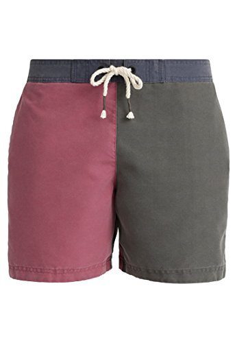 Men's Swim Trunks Color Block Shorts Beach-Wear Surf Gift Swim-Suit - YOURTURN (Sailor Outfits For Men)