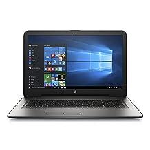 HP 17.3-Inch Notebook (Intel Core i3-5005U, 12GB Ram, 1TB HDD, Intel HD Graphics 5500), Windows 10 Home