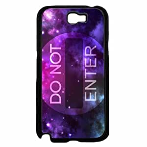 Do Not Enter TPU RUBBER SILICONE Phone Case Back Samsung Galaxy S6