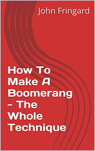 How To Make A Boomerang - The Whole - Aboriginal Boomerangs Australian