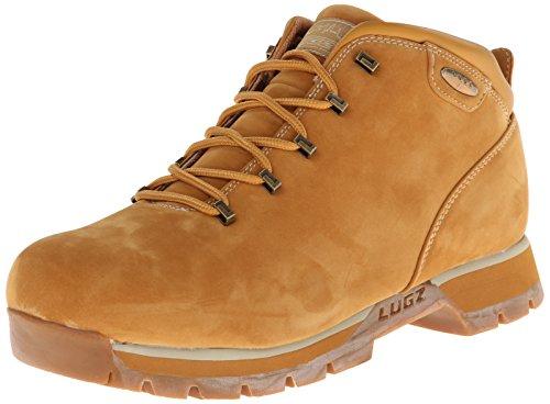 Lugz Men's Jam II Boot, Golden Wheat/Cream/Gum, 8 D US