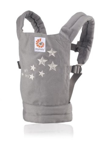 Amazon Com Ergo Baby Doll Carrier Galaxy Gray Child