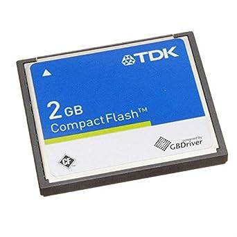 COMPACTFLASH - Tarjeta de memoria (2 GB): Amazon.es: Industria ...