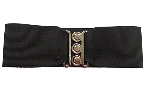 50s Style Dance Costumes (Hip Hop 50s Shop Child Elastic Cinch Belt (Medium Child (23-26
