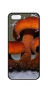 Design Hard Customized case Of case iphone 5s - Big green Mushroom