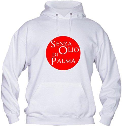 Social Crazy - Camiseta - para hombre Bianco