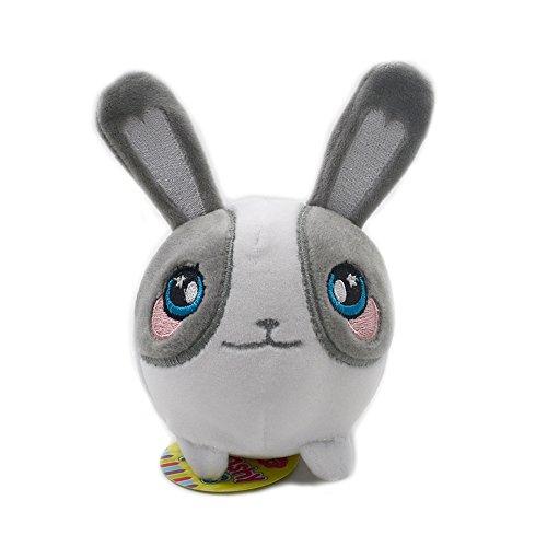 Millffy 3.5 Super Squishy Foamed Stuffed Animal Squeezable, Cute, Soft, Adorable Stuffed Plush Toy (Rabbit, 3.5 (Dia.8.8cm Ball))