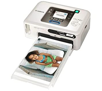 Canon Selphy CP730 - Impresora fotográfica (300 x 300 DPI, Pintar ...
