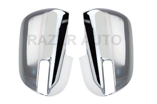 (Razer Auto 2010-2013 TOYOTA 4RUNNER CHROME MIRROR COVER)
