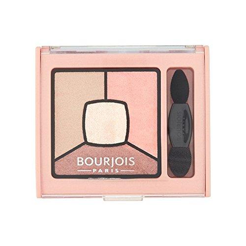 Bourjois Quad Smoky Stories Eyeshadow Tomber Des Nudes 14 (Pack of 6) - ブルジョワクワッドスモーキーアイシャドウ話 は14をヌード x6 [並行輸入品] B071V82LRC