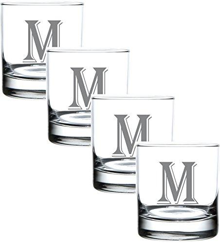 Monogram Highball Glass - 1