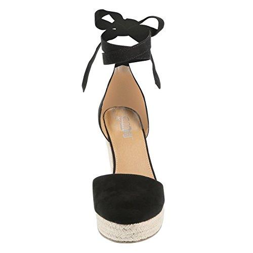 aa6eacca70d Brash Women's Escape Espadrille Wedge Sandal - Import It All