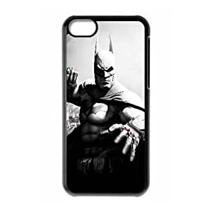 Batman Arkham City Game iPhone 5c Cell Phone Case Black present pp001_9586098