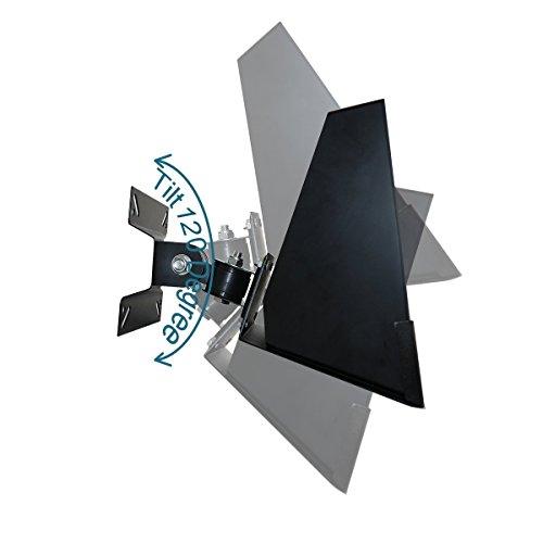 Wall Mount Bracket For Alexa Show Speaker//TVChange Screen/'s AngleMatte Matal ...