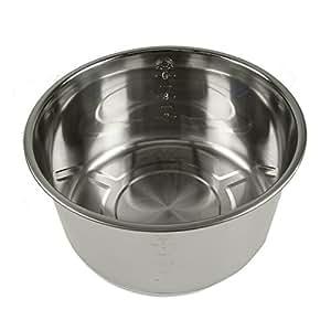 Amazon.com: Tatung Rice Cooker Inner Pot 6Cups INPT-6S