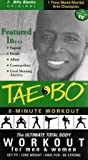 Tae Bo 8-Minute Workout:  The Ultimate Total Body Workout for Men & Women