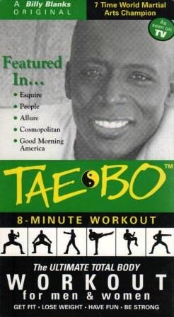 billy blanks tae bo 8 minute workout