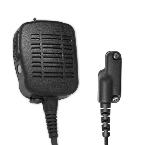 ARC S51024 Heavy Duty Anti-Magnetic Speaker Shoulder Microphone for Vertex Standard VX-530 537 600 800 & 900 Series Two Way Radios by ARC