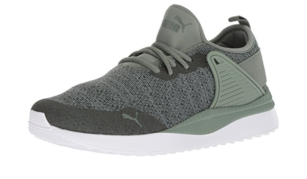 PUMA Men's Pacer Next Cage Knit Sneaker