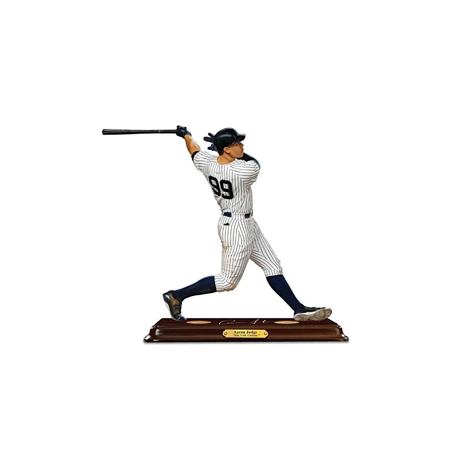 AARON JUDGE LIMITED COLLECTORS EDITION SCULPTURE