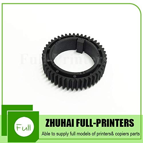 Printer Parts 5 PCS Factory Outlet 45T Fuser Gear FS7-0666-000 Rear Upper Fuser Roller Gear for Canon iR 5000 /iR 6000, Copier Parts for Canon