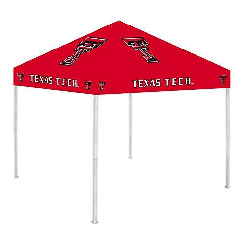 Rivalry NCAA Texas Tech Red Raiders Canopy